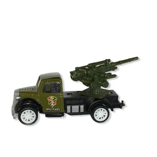 Military Truck Artillery