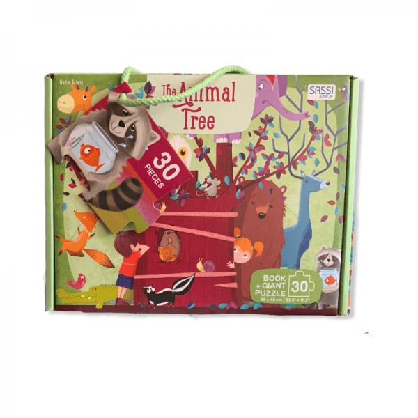 Animal Tree House Puzzle_pic 2 (Custom)