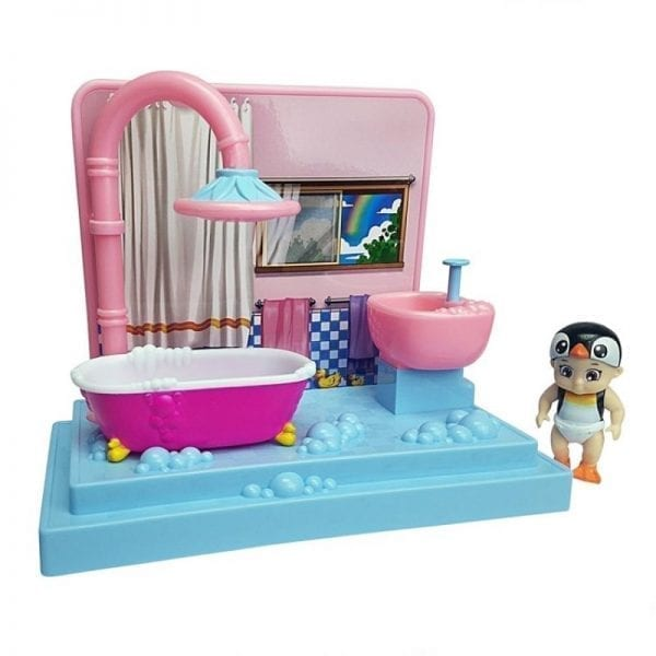 Baby Secrets Bath Time Playset