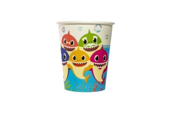 Baby Shark (Narwhal) Paper Cup