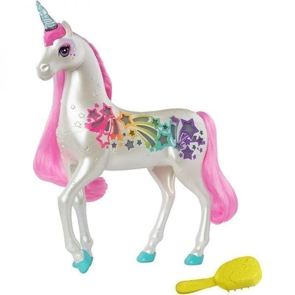 Barbie Dreamtopia Brush n Sparkle Unicorn