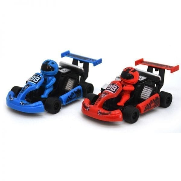 Go Karting Pull Back - 2 Piece