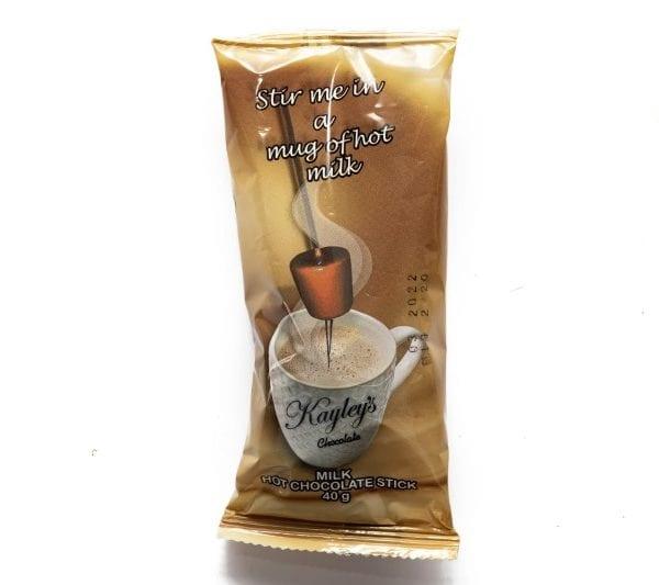 Hot Chocolate Stick