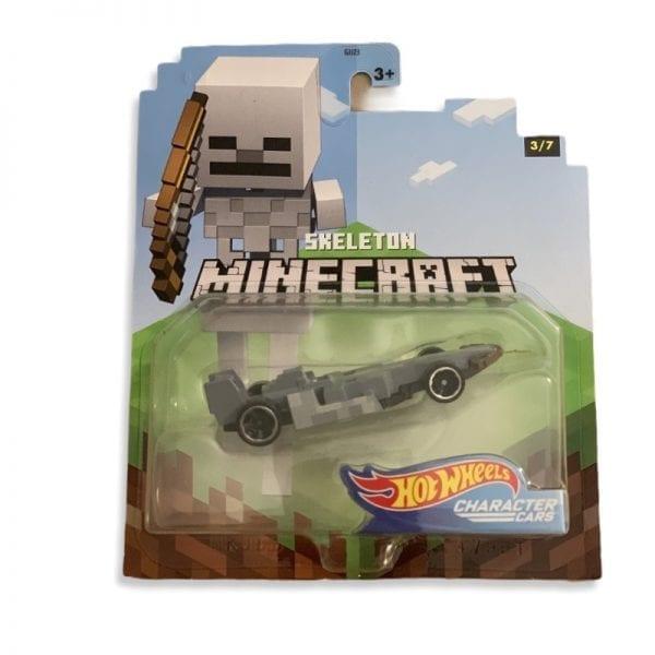 Hot Wheels 2020 Minecraft Gaming