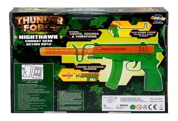 Thunder Force Nighthawk Machine Gun With L/S