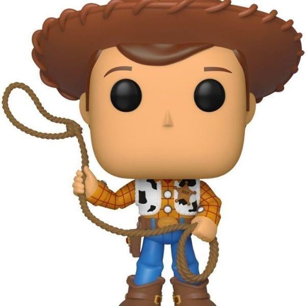Funko POP! Toy Story 4 - Sheriff Woody