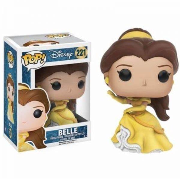 Funko Pop! Disney Beauty & The Beast - Belle