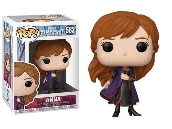 Funko Pop! Disney Frozen II - Anna