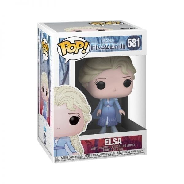 Funko Pop! Disney Frozen II - Elsa