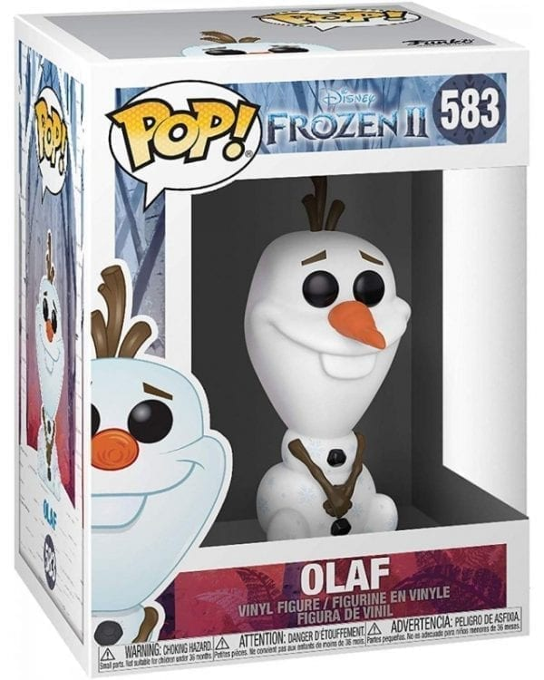 Funko Pop! Disney Frozen II - Olaf