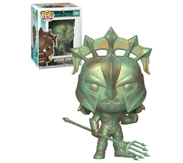 Funko Pop! Heroes Aquaman Arthur
