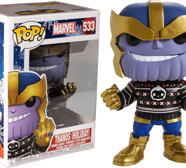 Thanos_Funko POP