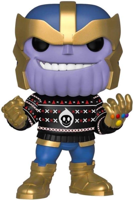 Funko Pop! Marvel: Holiday - Thanos