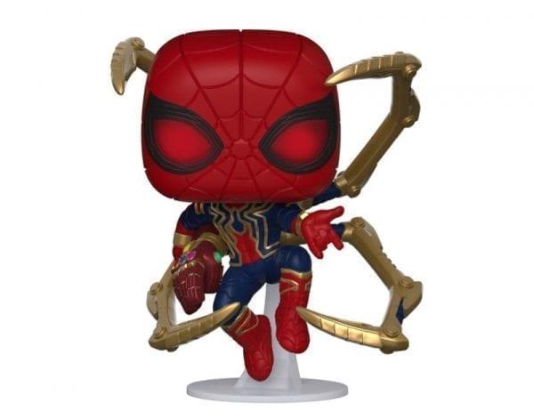 Funko Pop! Marvel: Avengers Endgame - Iron Spider with Nano Gauntlet
