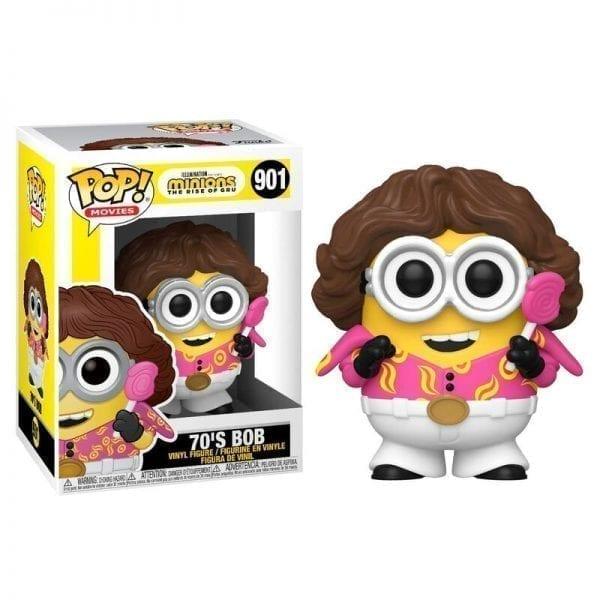 Funko Pop! Minions 2 - 70's Bob
