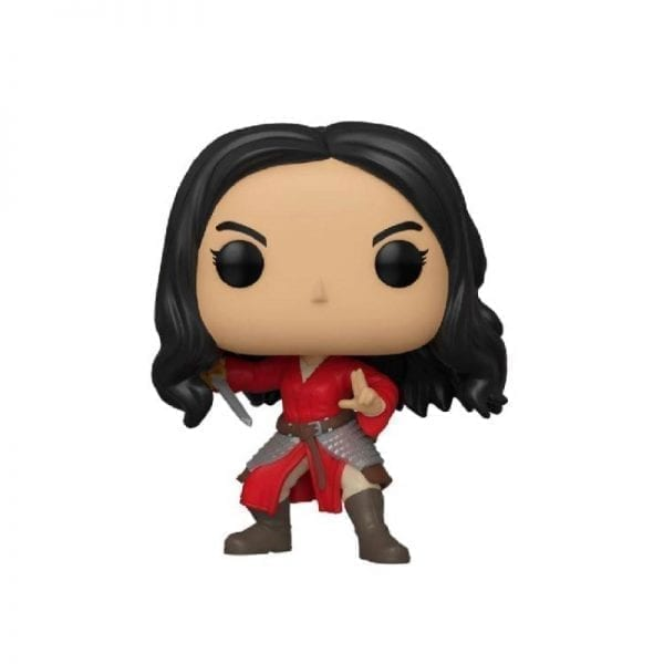 Funko Pop! Disney Mulan Warrior