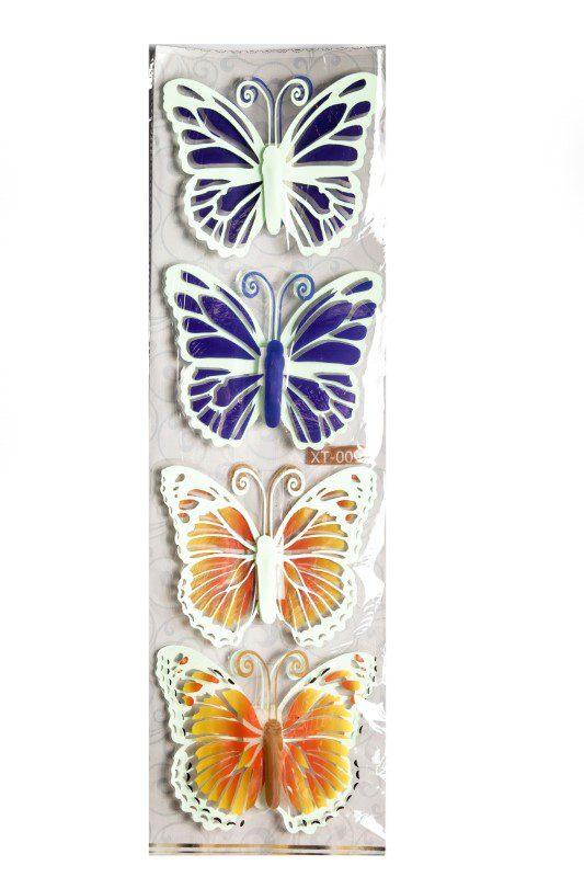 Stick On Butterflies Decor