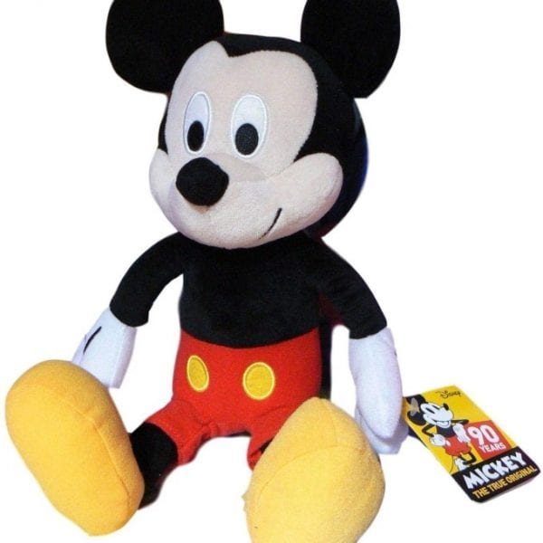 Mickey Mouse Plush Toy 60cm Kids 90th Anniversary The True Original Style