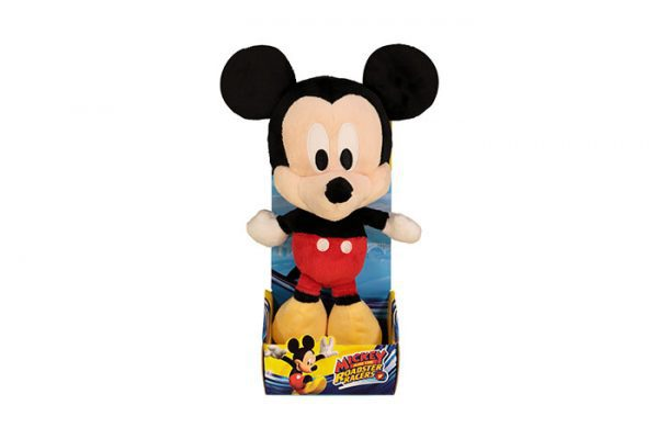Mickey Mouse Big Head Plush 25cm In Plinth Specifications: - Suitable for Age: 2 Years & Older - Weight: 200g - Dimensions: 25cm (L) x 10cm (W) x 5m (H) - Warranty: 6 Months What's in the box 1 x Mickey Mouse Big Head Plush