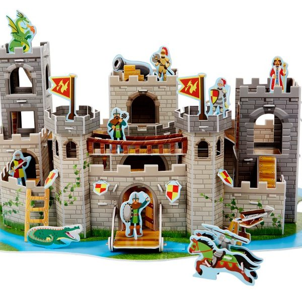 Medieval Castle 3D Puzzle (Melissa and Doug)