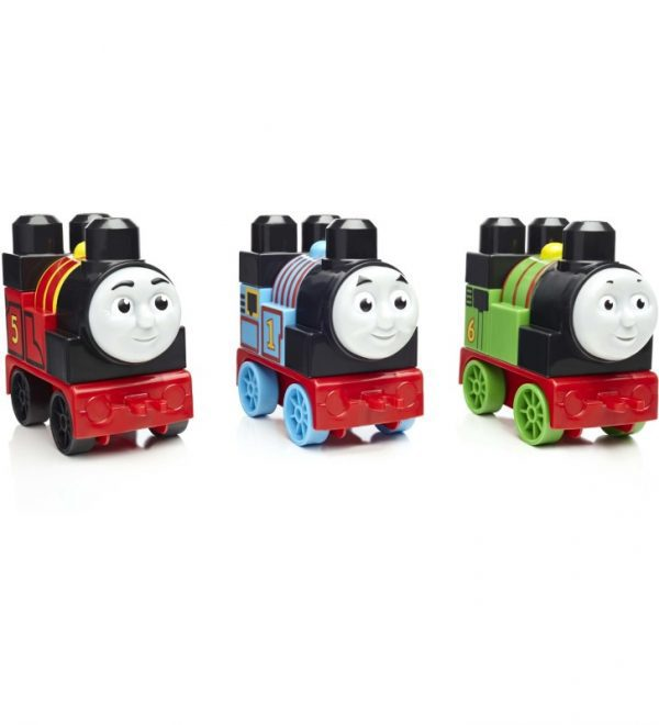 Mega Bloks Thomas and Friends Buildable Engine Assortment