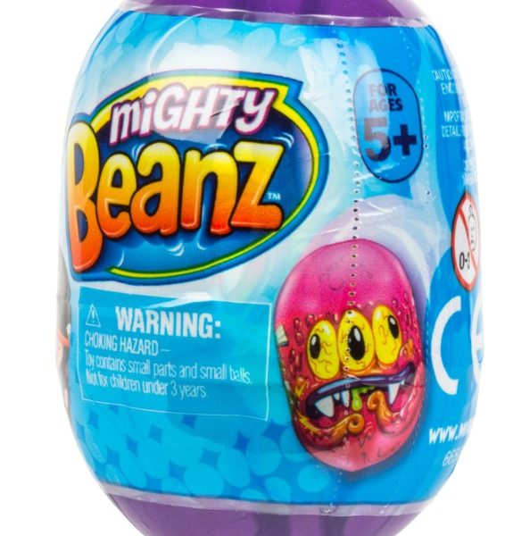 Series 1 Mighty Beanz Mystery Pack - 2 Pack